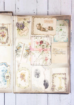 Scrapbook - inspiration that started the business