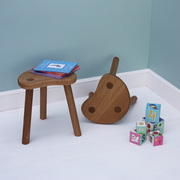 Handcrafted Children's Stool