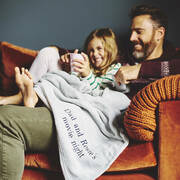 Personalised Snuggle Blankets for the whole family