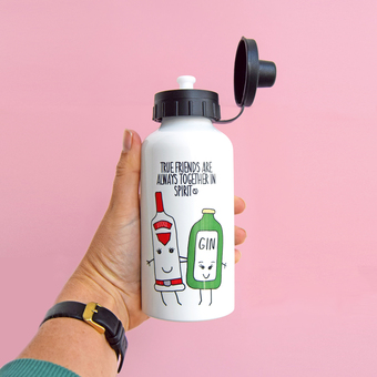 'Together in Spirits' Water Bottle