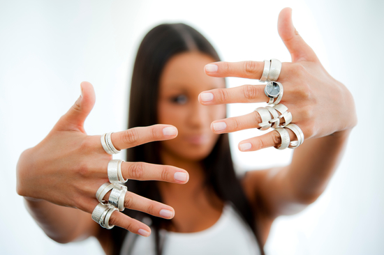 Ring selection by TLK