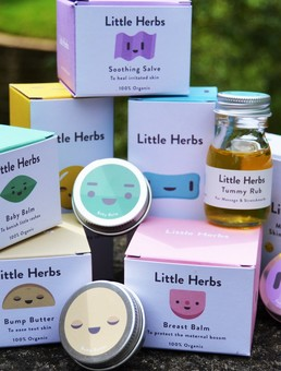 Little Herbs splendid skincare