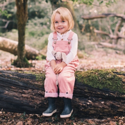 perfect dungarees for all their little adventures