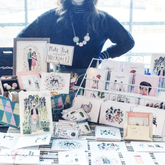 My range at Crafty Fox Market