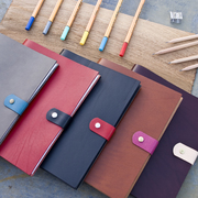 Corio Leather Jotter
