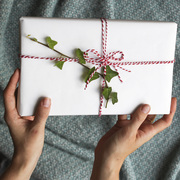 StephieAnn Luxury Festive Gift Wrap