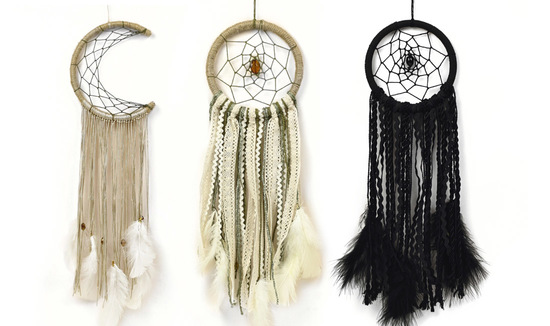 Bohemian Dream Catchers.