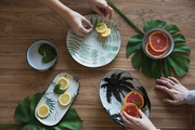 Tropical Tableware