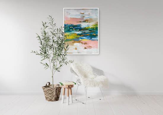 Original Abstract Paintings