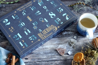 Bluebird's famous Tea Advent Calendar!