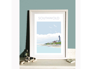 St Ives Harbour Print Cornwall