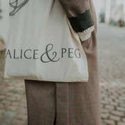 Alice and Peg Gift Packaging