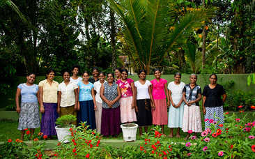 Lanka Kade fair trade producer group in Sri Lanka