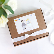 wedding activity box for kids