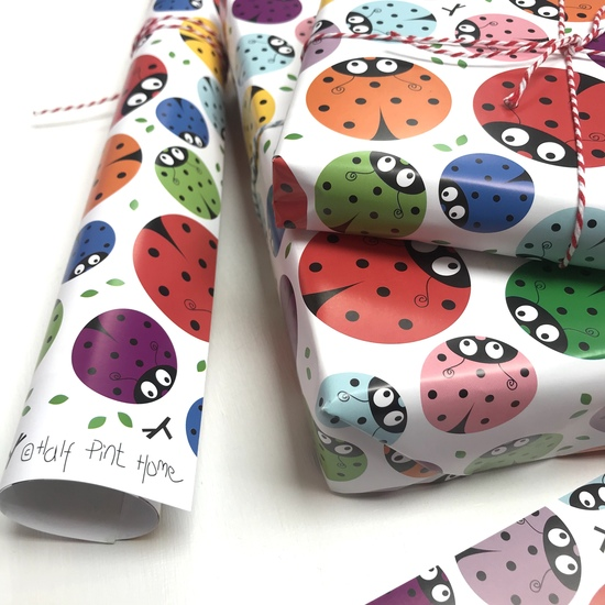 Half Pint Home - Est. 2012. Children's products using illustration and pattern with quirky animal characters