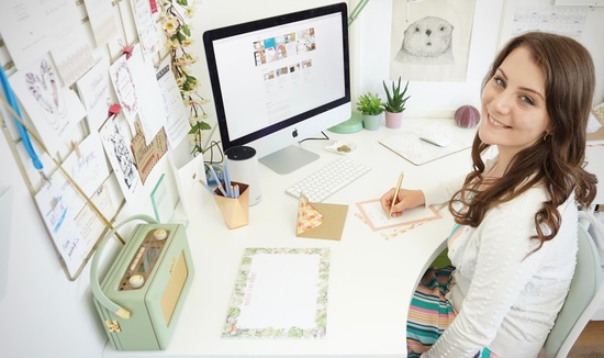 Jeeves & Co. Design Studio | Eco-Stationery and Paper Goodness | Pippa Geaves Founder