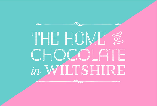 The home of chocolate in Wiltshire