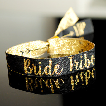 Bride Tribe Hen Party Wristbands
