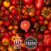 bcorp and great taste