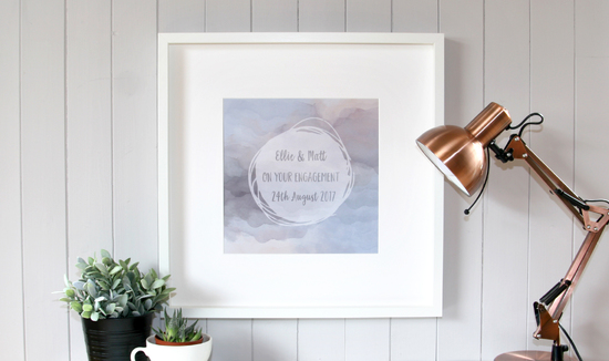 Personalised prints for all gifting occasions