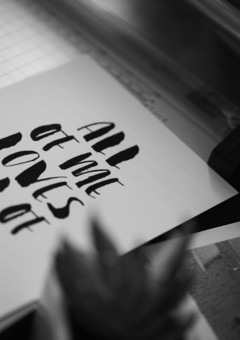 motivated type inspirational prints