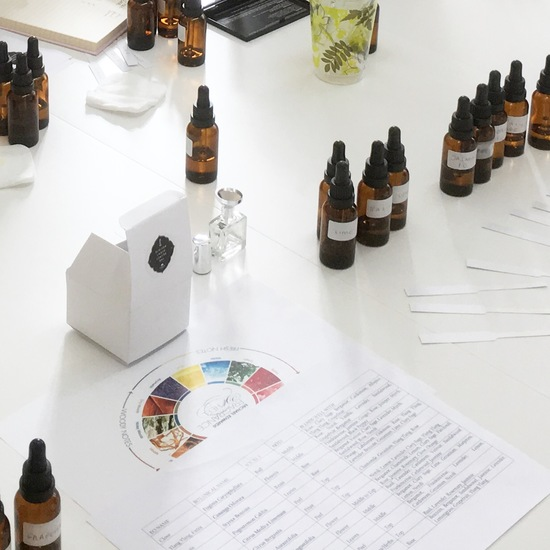 Bespoke Perfume Workshops