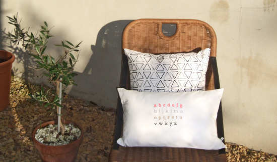 Anne Fortin Home, Print designs and textiles, contemporary brand