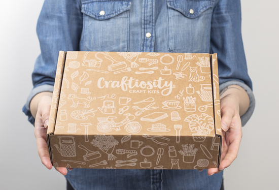Craftiosity Craft Kit Box