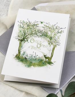 'Fairytale' invitations