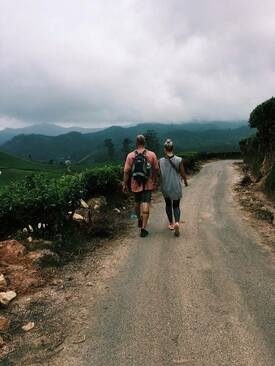Nick & Chlo, Munnar Hills, India