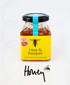 Limited edition British honey