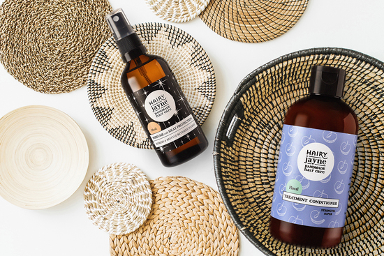 natural vegan ethical hair products