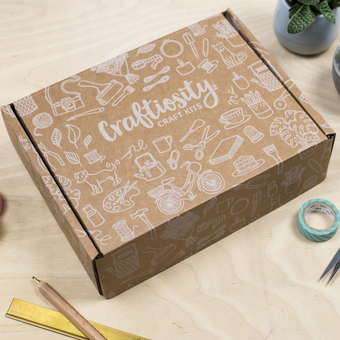 Craft Kit Boxes