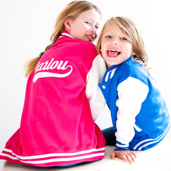 Personalised Varsity Jacket