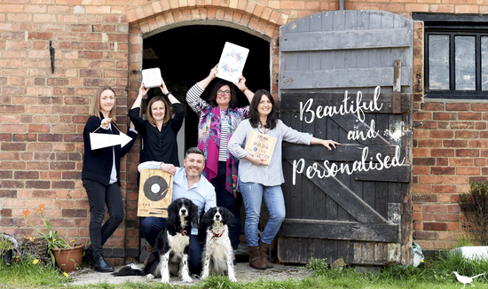 Beautiful and Personalised - Delightful Gifts to Treasure