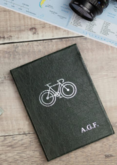 New in - MAMIL bike lovers notebook for adventure and travel lovers