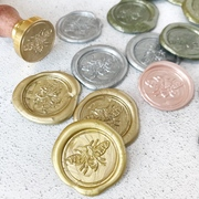 handmade luxury wax seals