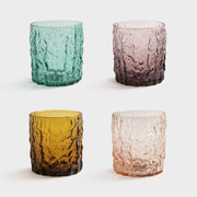 trunk cocktail glasses