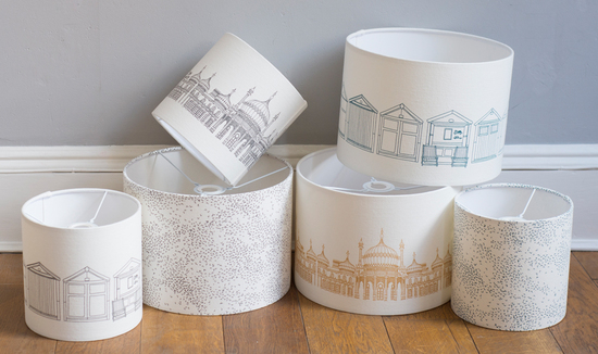Brighton Lampshades