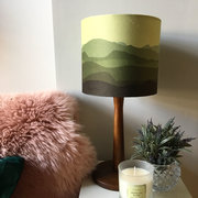 Burnish Home.  Lampshades designed in Yorkshire