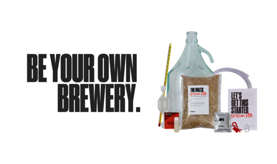 Be Your Own Brewery