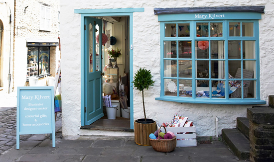 Shop in Frome, Somerset