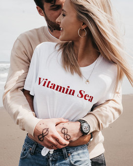 Vitamin Sea T-Shirt by Art Disco