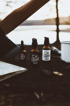 Old Faithful Beard Oils