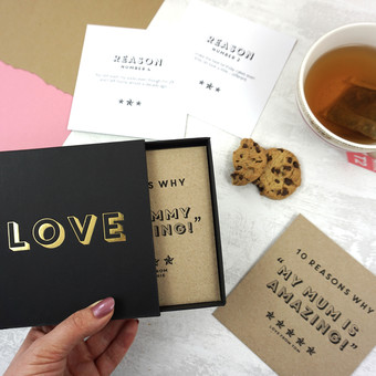 Jeeves & Co. Design Studio | Little Box of Love