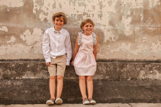 Traditionally French baby & childrenswear.