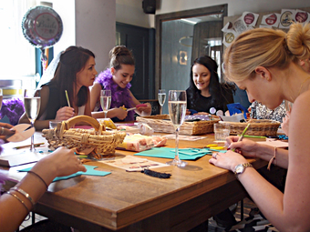 Crafty Hen Party Workshop