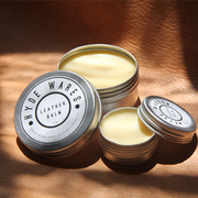 Homemade Leather Balm