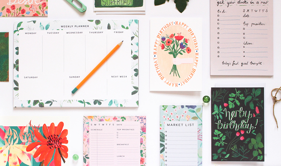 Constance and Clay Stationery