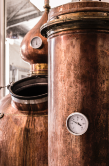 Eden Mill Gin Stills